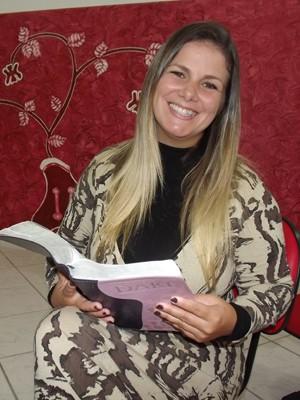 Ex-Ronaldinha começou a se prostituir aos 16 anos (Foto: Ivair Vieira Jr/G1)