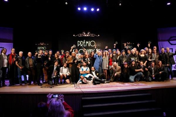 Premiados do Açorianos de Música 2012 (Foto: Luciano Lanes/Divulgação PMPA)