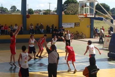 Estadual sub-15 de basquete será disputado em Ponta Porã (Foto: Divulgação/FBMS)