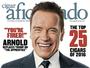 Aos 69, Arnold Schwarzenegger diz: 'Quando olho no espelho, eu vomito'