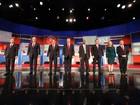 Pré-candidatos republicanos discutem economia e imigração nos EUA