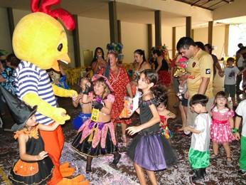 Pinto da Madrugada é opção para quem tem filhos (Foto: Divulgação / Galo da Madrugada)