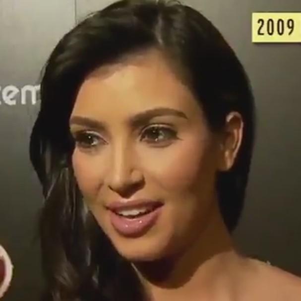 Kim Kardashian se declara fã de Taylor Swift (Foto: Reprodução)