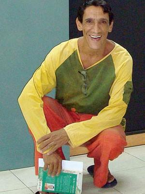 Rogério diz que se manteve de pé na cadeia graças ao budismo (Foto: Arquivo pessoal)