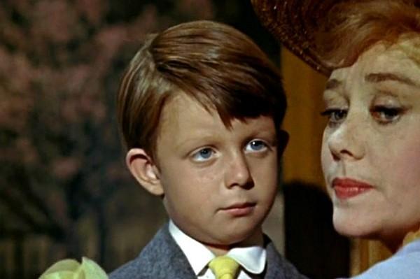 Matthew Garber (1956-1977): Com apenas três filmes em seu currículo, Garber filmou 'Mary Poppins' e O Feiticeiro da Floresta Encantada'. Morreu após contrair hepatite em 1977, aos 21 anos. (Foto: Divulgação)
