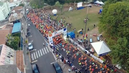 TEM Running premia os vencedores nas categorias feminina e masculina