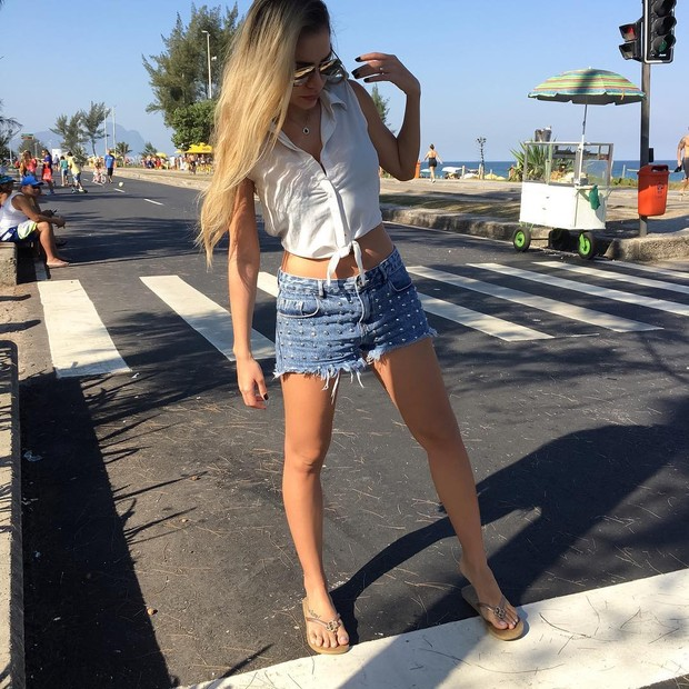 Adriana Sant'Anna (Foto: Reprodução/Instagram)