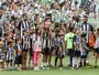 Federação nega pedido do Cruzeiro e crianças atleticanas entram em campo
