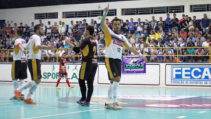 Sorocaba Futsal - Falcão (Foto: Guilherme Mansueto/ Magnus Futsal)