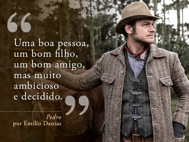 Pedro (Foto: Fábio Rocha/Gshow)