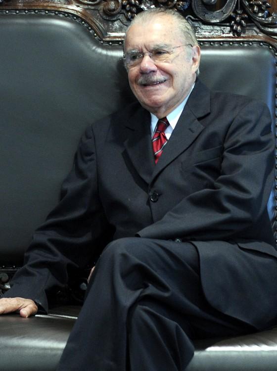 José Sarney  (Foto: Wilson Dias/ABr)