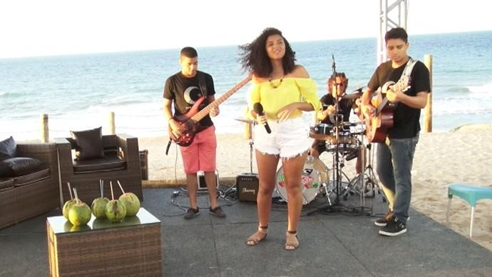 Samia Freitas é indicada pelo quadro de talentos do programa. (Foto: Se Liga VM)
