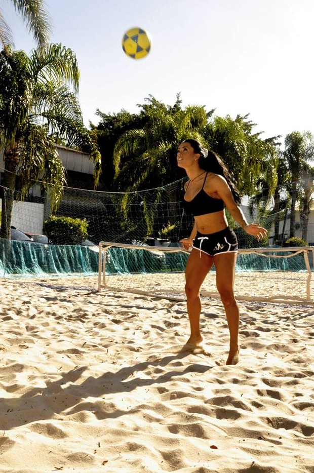 Sue Lasmar (Foto: Daniel Santos - WWL / MF Models Assessoria )