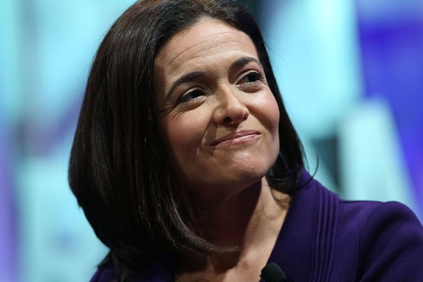 Sheryl Sandberg é executiva do Facebook (Foto: Getty Images)