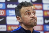 Clima entre Luis Enrique e jogadores do Barcelona não é bom, diz jornal