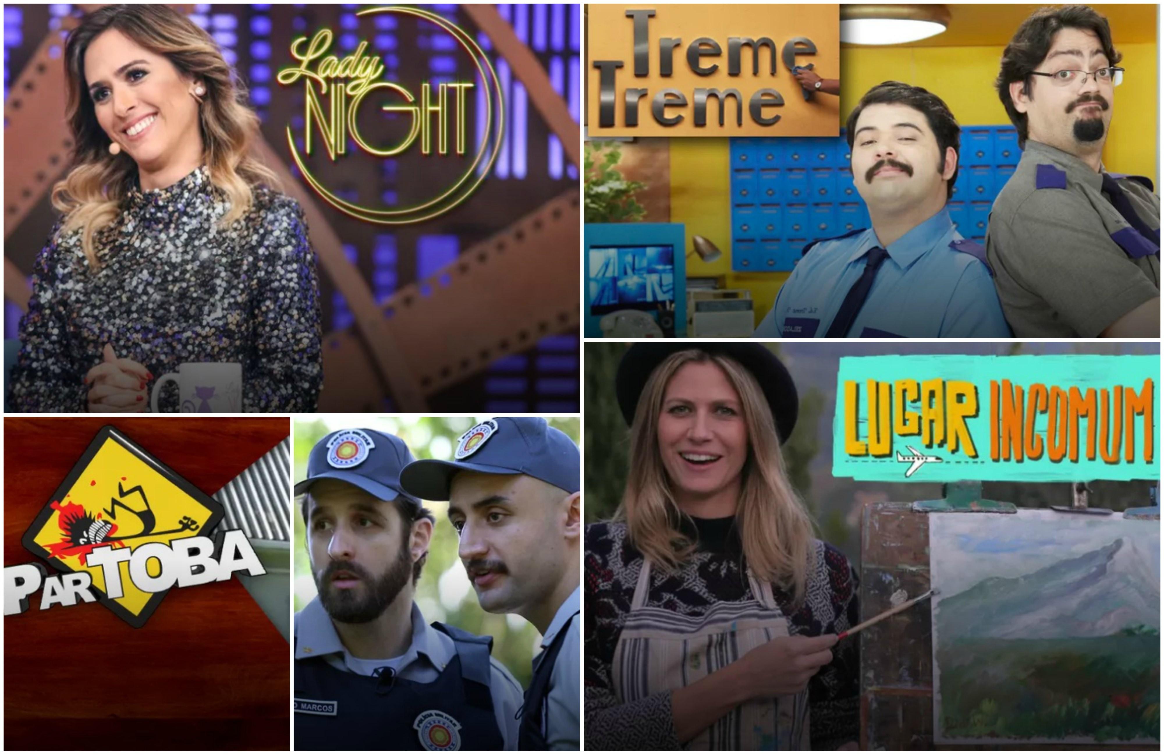 Estreias dos novos programas e temporadas do Multishow vo ter sinal aberto no Multishow Play (Foto: Multishow)
