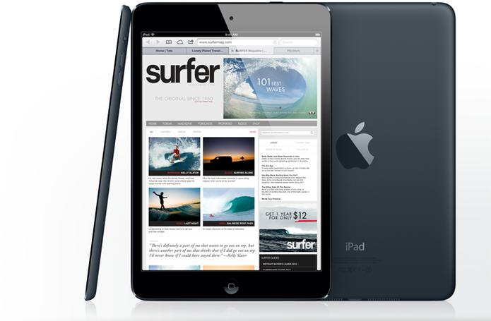 iPad mini (Foto: Divulgação)