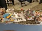 Polícia detém dois suspeitos com DVDs piratas em Teresópolis, no RJ