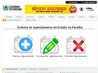 Agendamento para solicitar RG será feito de forma eletrônica na Paraíba