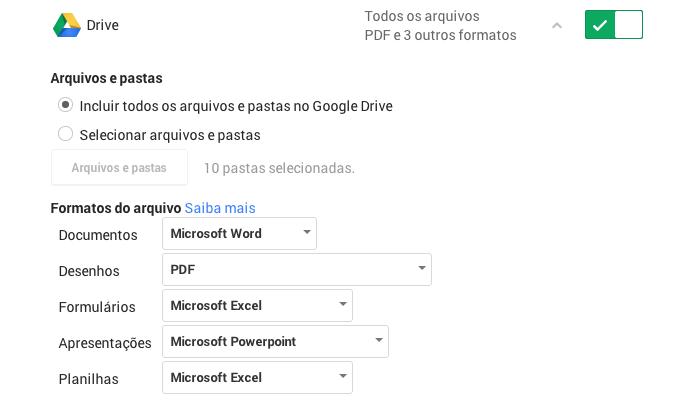 Formatos do Office são configurados automaticamente (Foto: Reprodução/Paulo Alves)