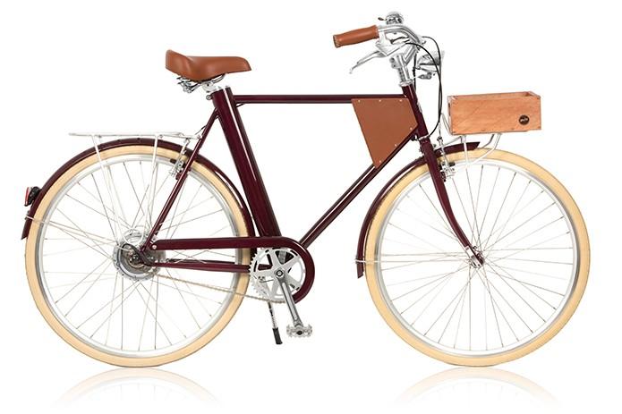 Feita com materiais ecológicos, a bike smart é vendida por um preço alto (Crédito: Divulgação/Vela Bikes)