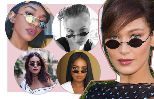 003735cd3c7be Os quatro modelos de óculos hit entre as fashionistas - Vogue