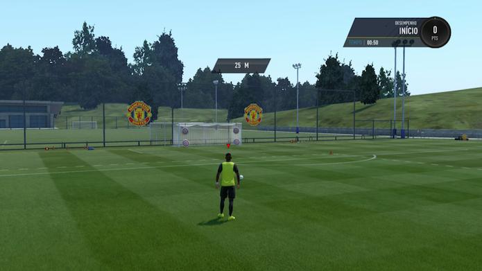 869c22adec Fifa 17  confira o tutorial de como bater faltas no game (Foto  Reprodução
