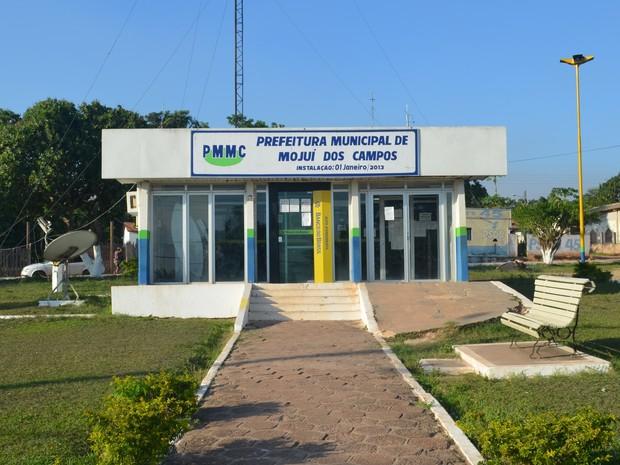Resultado de imagem para municipio de  mojui dos campos