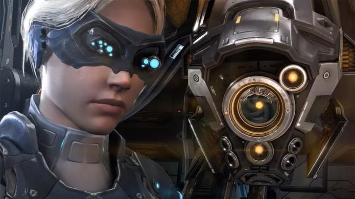 Após um game cancelado, Nova irá protagonizar sua própria história em Nova Covert Ops (Foto: Reprodução/Polygon)
