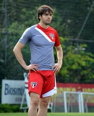 Kaká (Foto: Rubens Chiri / saopaulofc.net)