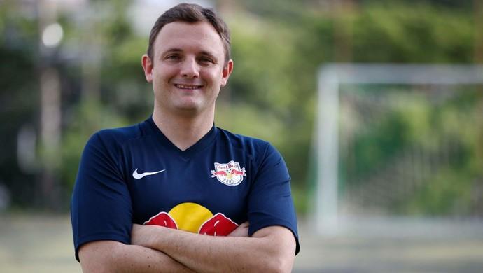 André Mazzuco Diretor de Futebol RB Brasil Toro Loko (Foto: Divulgação / Red Bull Brasil)