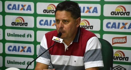 o justo (Cleberson Silva/Divulgação Chapecoense)