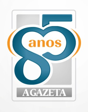 Banner 85 anos a gazeta (Foto: Luiza Larica)