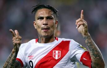 Guerrero e Cueva seguem em lista do Peru, e Carrillo volta a ser convocado