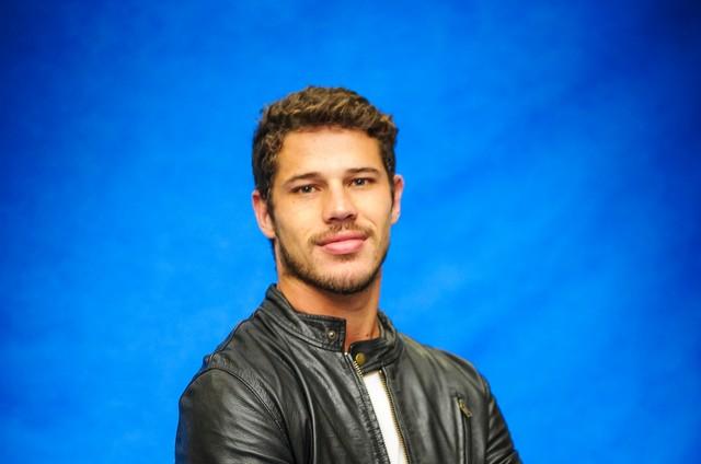 José Loreto (Foto: TV Globo)