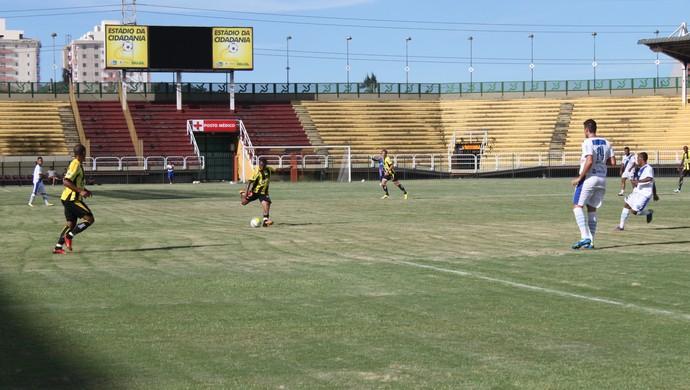 Voltaço vence amistoso contra o Taubaté por 2 a 1 (Foto: Ricardo Vieira/Arquivo Pessoal)