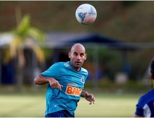Bruno Rodrigo está quase liberado no Cruzeiro (Foto: Washington Alves / Vipcomm)