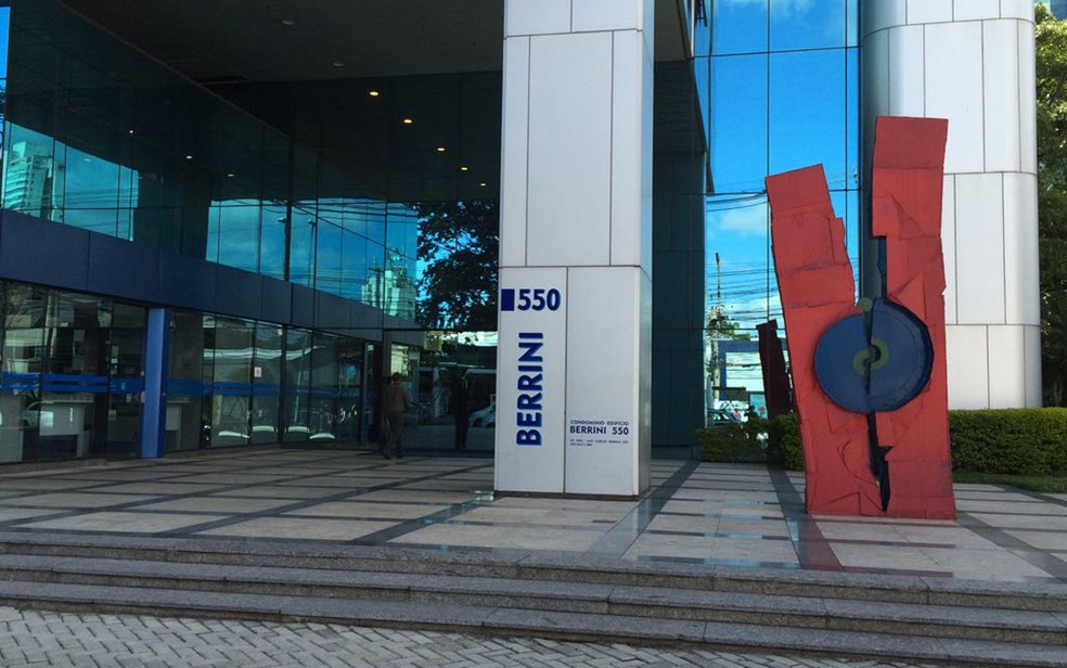 Empresa que trabalha com escritórios virtuais alugando seu espaço para empresas sem imóvel que não estão cadastradas junto à Prefeitura de São Paulo (Foto: Vivian Reis/G1)
