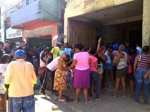 Bahia (Foto: Ruan Melo/G1)
