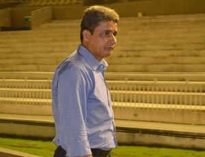 Reginaldo Sousa, Miramar, treinador, técnico  (Foto: Juliana Bandeira / GloboEsporte.com/pb)