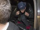 Justin Bieber se apresenta a uma delegacia em Toronto, no Canadá