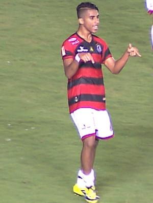 Luiz Fernando, Campinense (Foto: Reprodução / TV Cabo Branco)