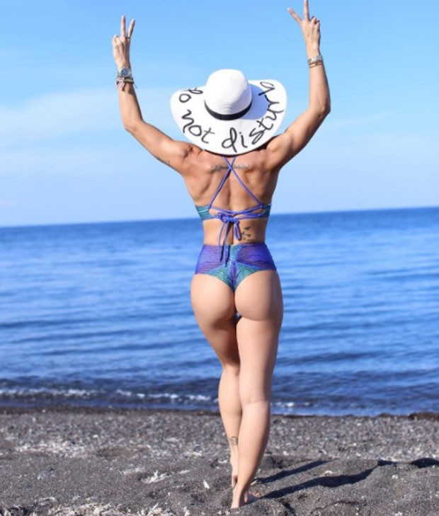 Bella Falconi (Foto: MF Press Global)