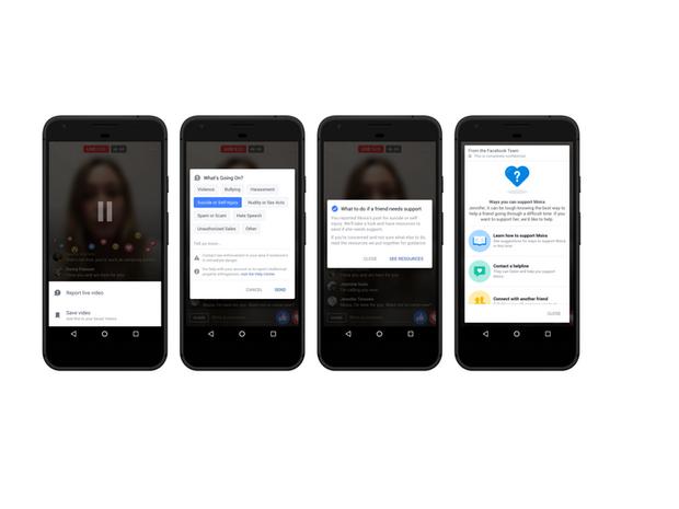 Facebook divulgou recentemente novas ferramentas para prevenir suicídios (Foto: Facebook/Divulgação)