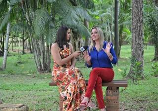 Mariana explica sobre esta nova fase do programa (Foto: Hellen Monteiro/ TV Acre)