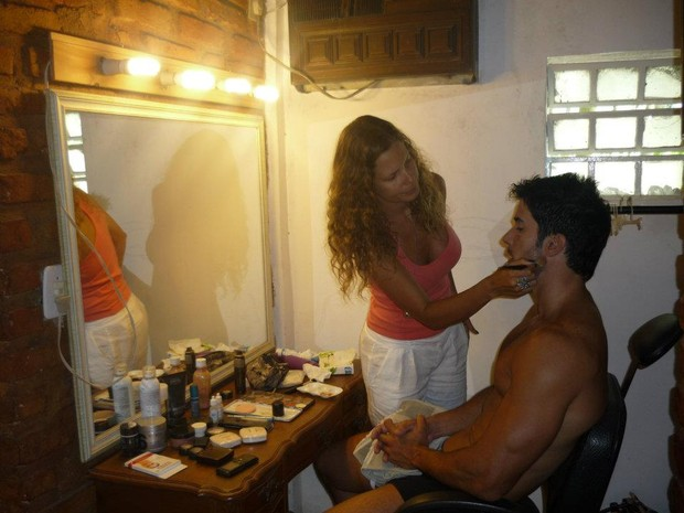 Marcello Soares, participante do BBB 13 (Foto: Reprodução / Facebook)
