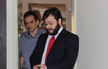 Clubes protocolam na FFP pedido de afastamento do presidente do TJD-PI
