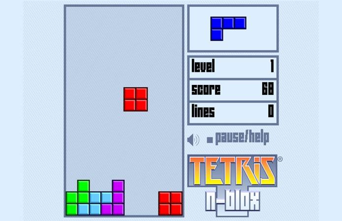 Aprenda a jogar Tetris Online (Foto: Reprodução/ Matheus Vasconcellos)