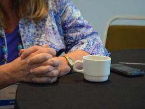 Médica Andrea Trescot é referência mundial no tratamento da dor (Foto: Marina Ortiz/ G1)