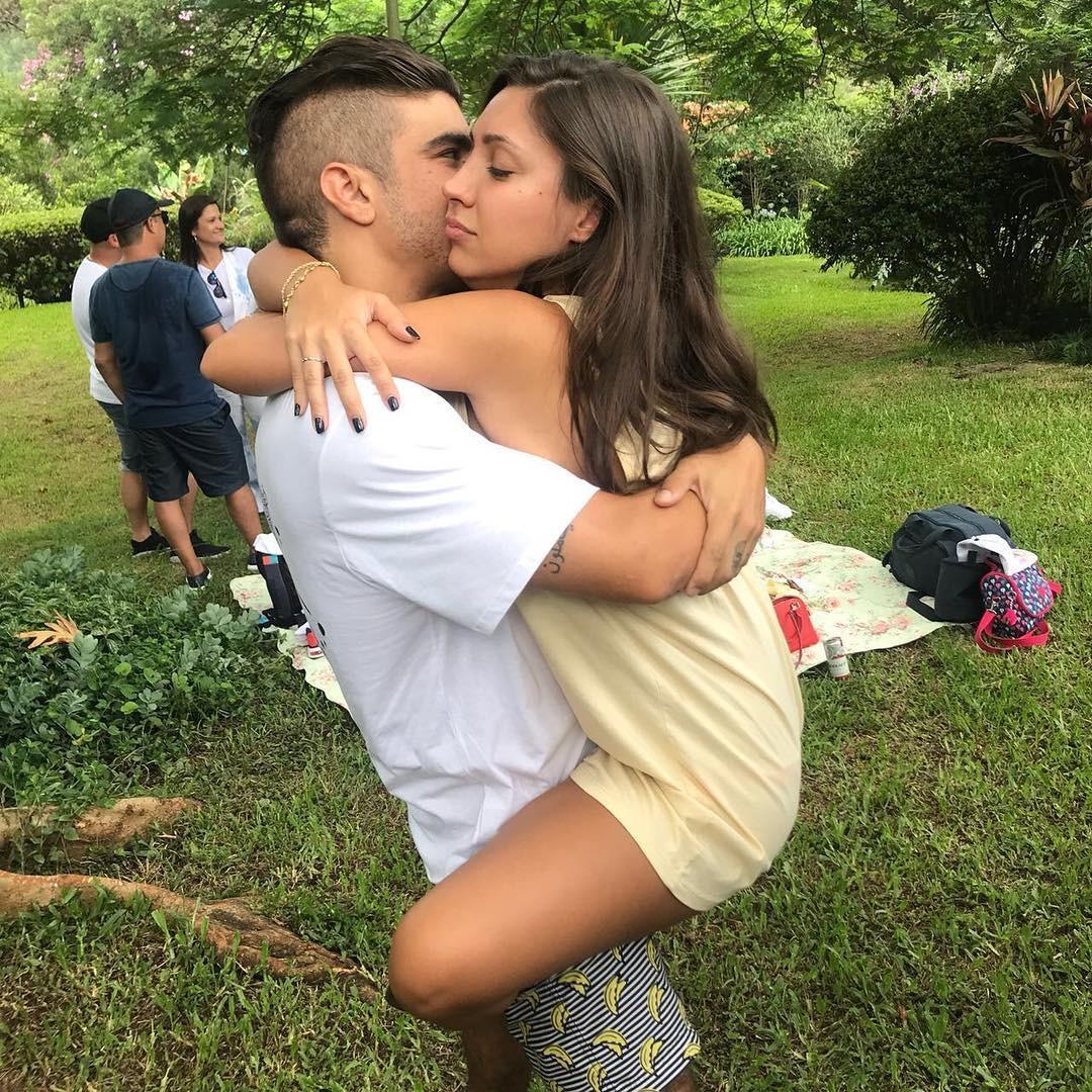 caio castro namoro (Foto: Reprodução/ Instagram)